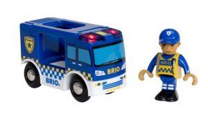 Brio Polizeiwagen Licht Sound Neuheit 2017 jetzt bei Anna+Maximilian