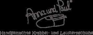 Anna und Paul Krabbel- und Lauflernschuhe